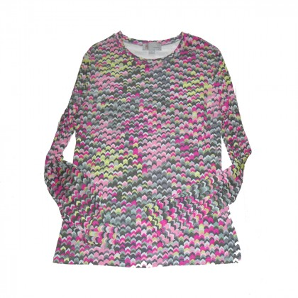 Missoni multicolor blouse size IT46