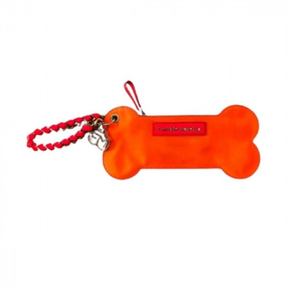 Frankie Morello plastic clutch