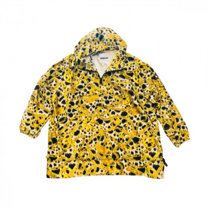 Moschino x H&M oversized  printed sweatshirt size S