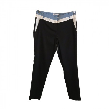 Marella Black Trousers size IT38