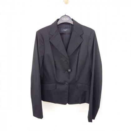 Weekend Max Mara black blazer size IT46