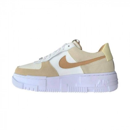Nike Air Force 1 Pixel Sail Tan  limited edition  size EU 40.5/UK 6.5-brand new