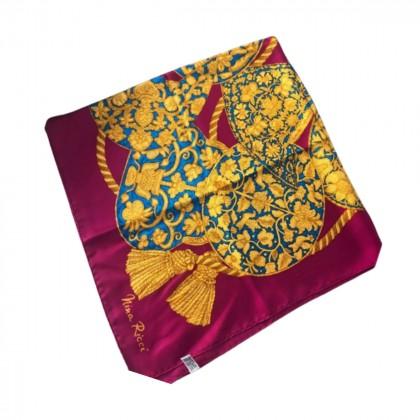 Nina Ricci silk scarf 90