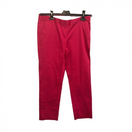 Tommy Hilfiger Fuchsia Trousers