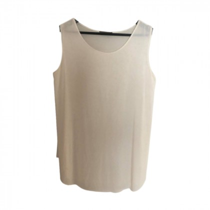 Philosophy white sleeveless top size M