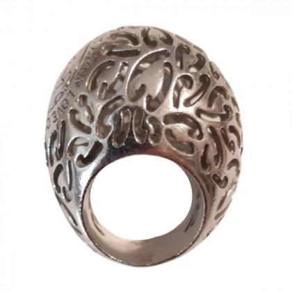Pianegonda Silver ring size 53-54