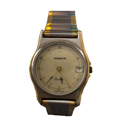 Porsche vintage stainless steel watch
