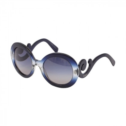 Prada Baroque Round Sunglasses