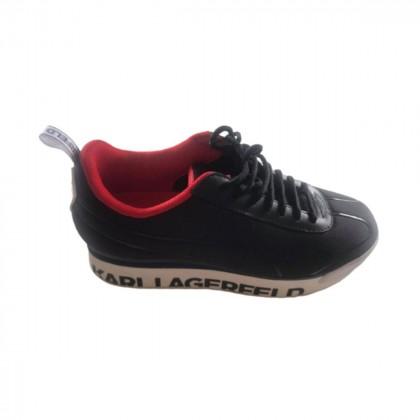 Puma x Karl Lagerfeld sneakers  size EU37 with logo print platform soles