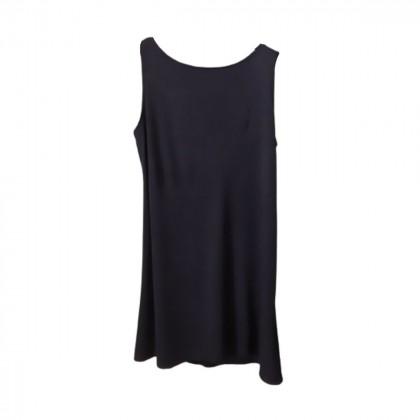 Ralph Lauren collection viscose mini navy dress  size US 8