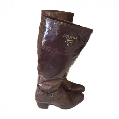PRADA BOOTS size IT38