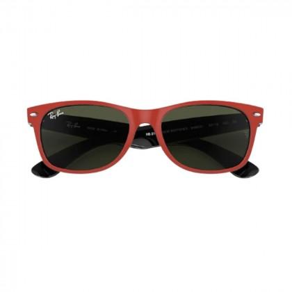 Ray-Ban Wayfarer red sunglasses