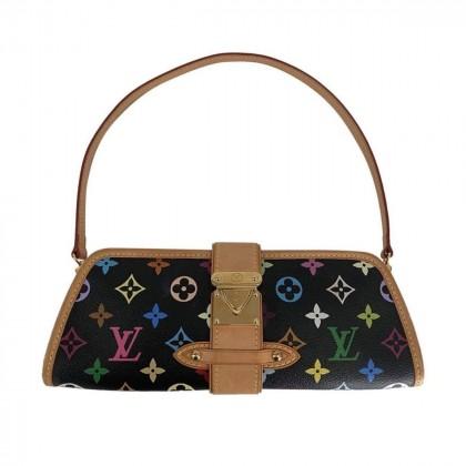 Louis Vuitton Multicolor Takashi Murakami Shirley Bag Limited Edition