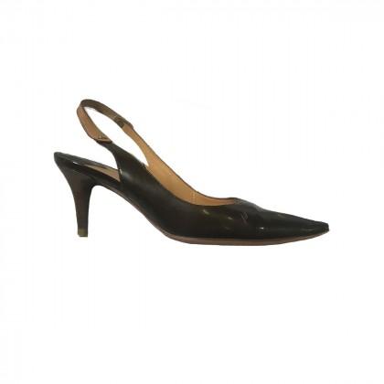 Louis Vuitton slingback heels size IT38 or US8