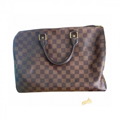 Louis Vuitton Speedy 35 Damier Ebene Canvas bag