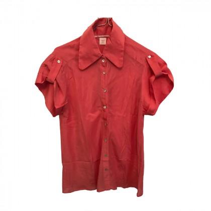 Nolita de Nimes orange shirt