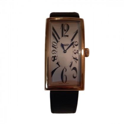 Tissot heritage banana wrist watch
