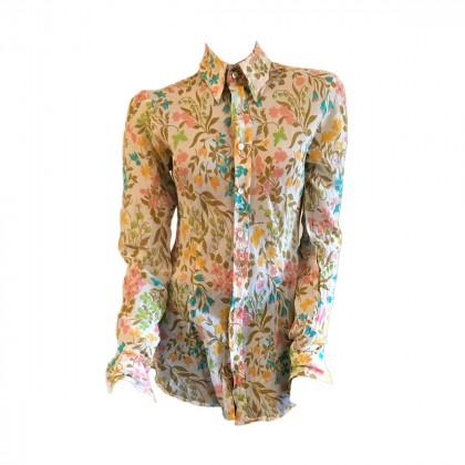 Nolita de Nimes multicolour flower shirt