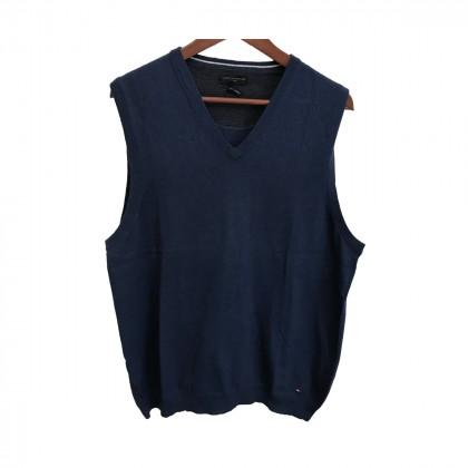 Tommy Hilfiger men's blue top size XL
