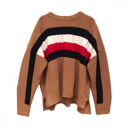 Tommy Hilfiger Icons Cotton Stripe Sweater size M