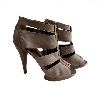 SCHUTZ Leather Heels size IT40