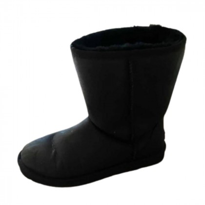 UGG suede black boots size