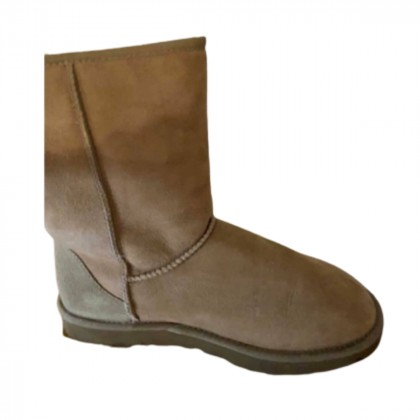 UGG beige suede boots size