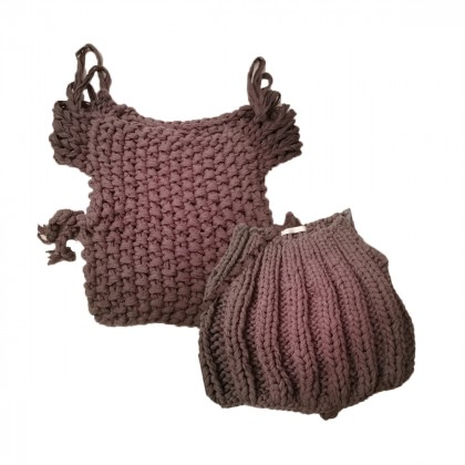 Vasso Consola  two piece knitwear size M