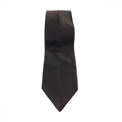 VALENTINO black/purple tie