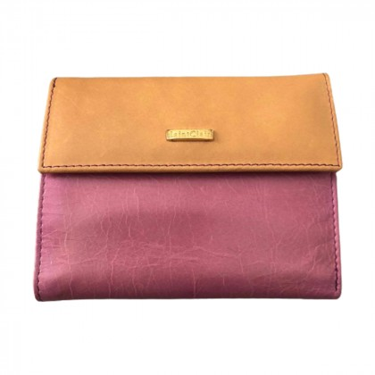 Saint Claire Paris leather wallet brand new