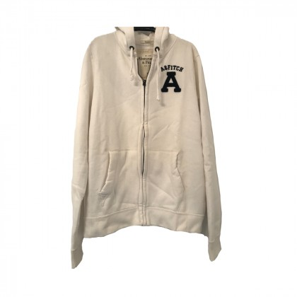 Abercrombie & Fitch zipped hoodie