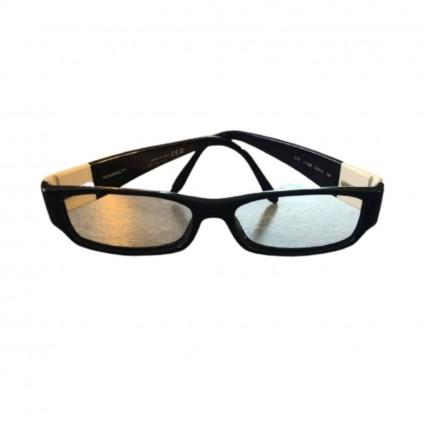 Chanel black prescription eyeglasses