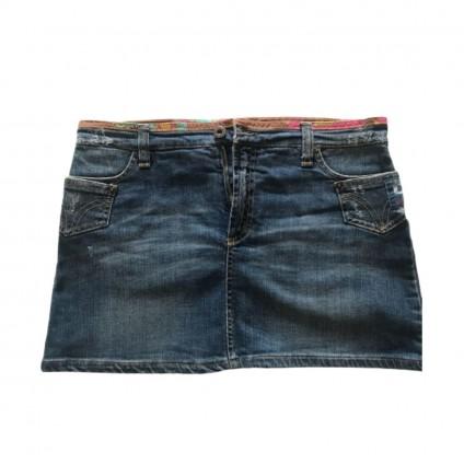 D&G Mini denim Skirt IT 42