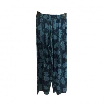 Vassia Kostara floral pants size S Brand new
