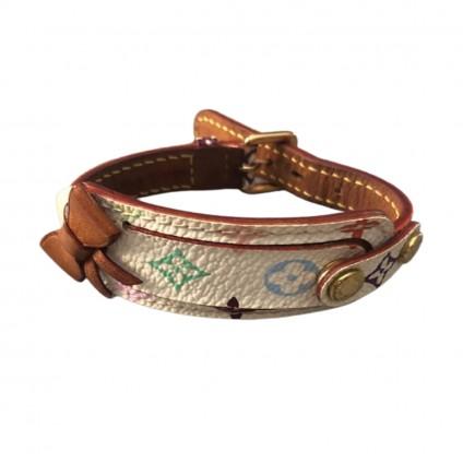 LOUIS VUITTON Monogram Multicolor Address Wish Bracelet