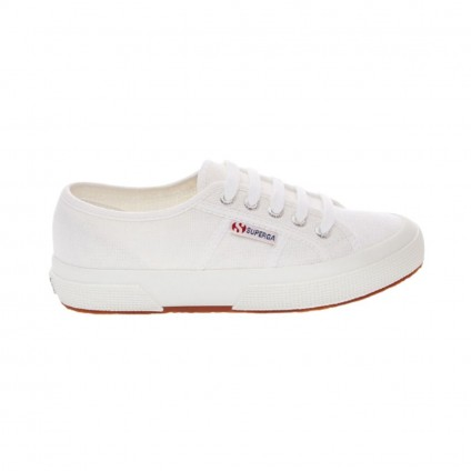 Superga white canvas trainers size IT 36- brand new