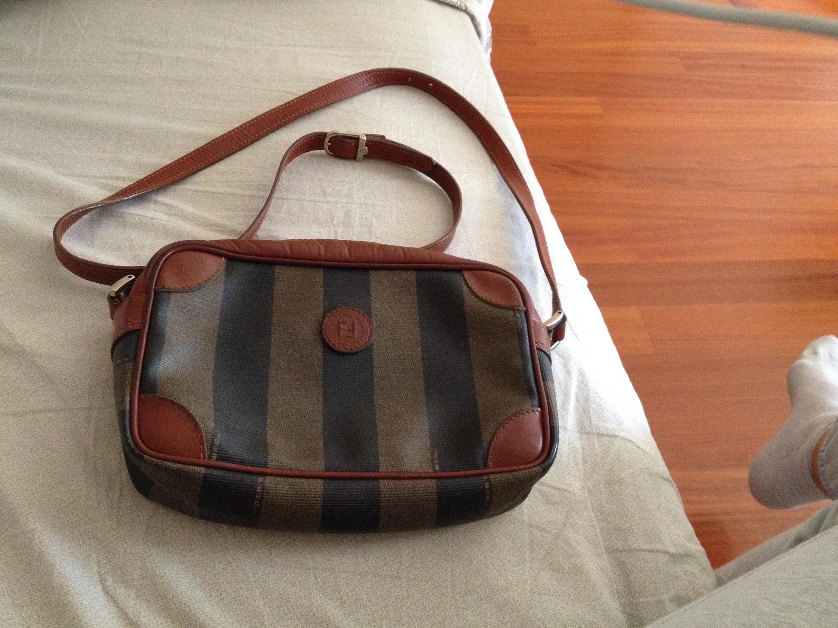 Fendi vintage bag - Women  40a4243c1b897