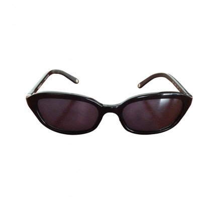 CHANEL black sunglasses
