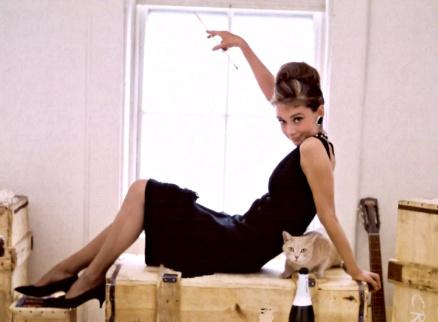 kitten heels –Audrey Hepburn