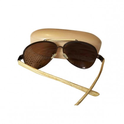 Trussardi aviator sunglasses
